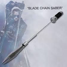 chain knife