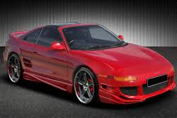 mr2 bumper