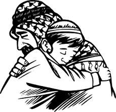 hug clip art
