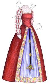 renaissance gown pattern