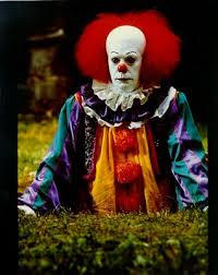 it the clown pictures