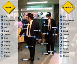 blues brother costume