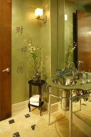 asian inspired bathrooms