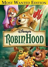 disney movies robin hood