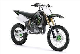 kawasaki kx 100 monster energy