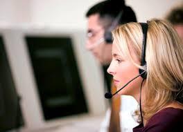 customer service rep