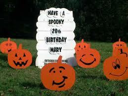 pumpkin signs