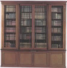 antique book cases