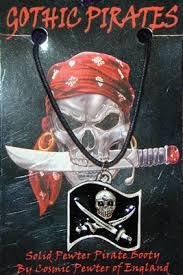 pirate pendant