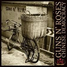 guns and roses china