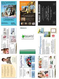 leaflet samples