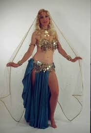 belly dancing costuming