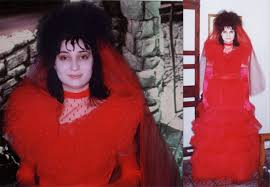 lydia from beetlejuice costume