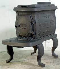 antique box stove