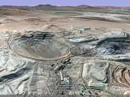 copper mines in chile