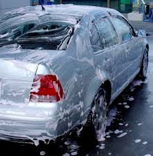 automobile wash