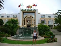 hotel agadir beach club