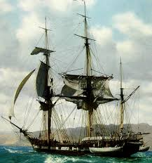 HMS Beagle, Darwin's ship