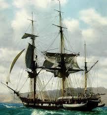 HMS Beagle, Darwin's ship