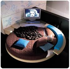 circle bed from ikea