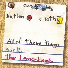 Lemonheads - Car Button Cloth