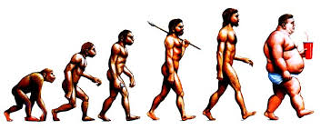 evolution of man photo