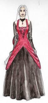 gothic vampire dresses