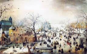 famous winter paintings