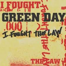 Green Day - I Fought The Law(clash Cover)