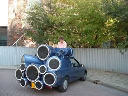 sound systems car