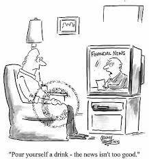 Economic Recession Cartoon