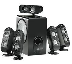 logitech surround sound speaker