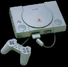 video game playstation 1