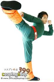 rock lee costumes