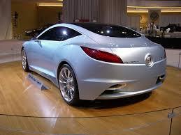 future buick cars