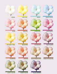 apparel colors