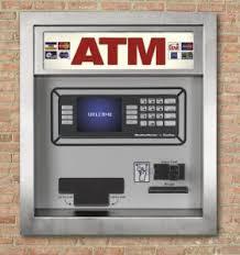 atm cash dispenser