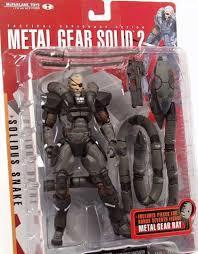 metal gear solid 2 action figure
