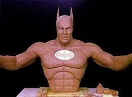 batman sculptures