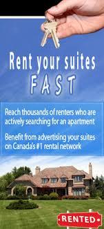 apartment advertising