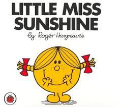 little miss sunshine books