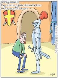 jousting swords