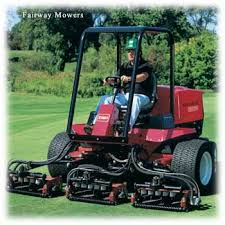 golf course mowers