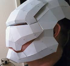how to make a ironman mask
