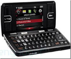 lg env2 cellular phone