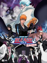 bleach movie 2 dvd
