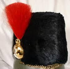 british guard hat