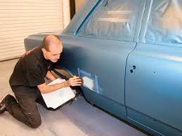 cars body work