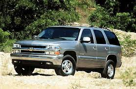 00 chevy tahoe