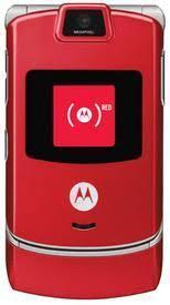 red razor phone